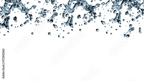 Fototapety, obrazy: Water splash