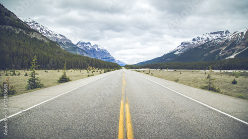 Poster Gris highway