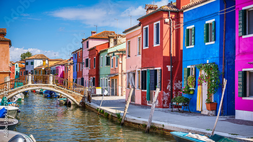 Burano Wallpaper Mural