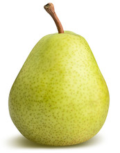 Pear Isolated On White Backgro...