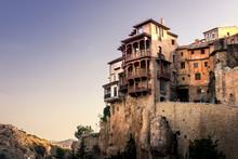 Cuenca - Casa Colgante Atardecer