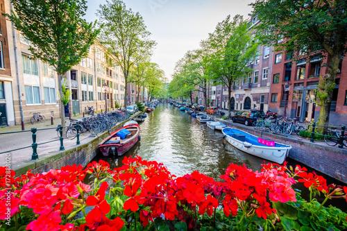 Poster Amsterdam Amsterdam - Netherlands