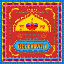 Happy Diwali India Festival Gr...