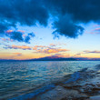 Sunset, Bounty Island, Fiji