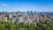 Visiting the city of Montreal in Quebec