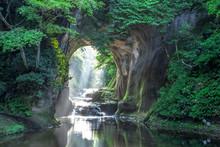 千葉県 濃溝の滝