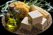 Handmade Olive Oil Soaps, Toge...