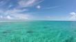 lagon de rêve en polynésie