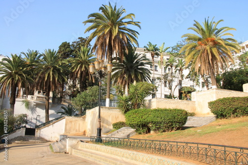 Staande foto Algerije Alger la blanche, Algérie