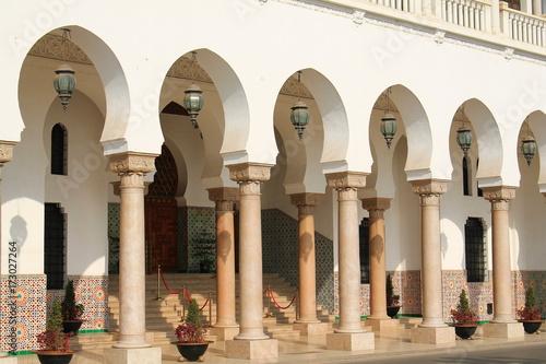 Wall Murals Algeria Style architectural de la ville d'Alger, Algérie
