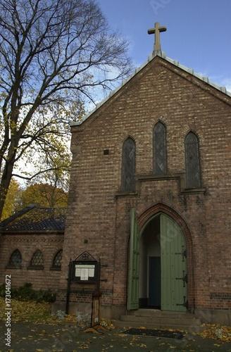 Photo  Gamle Aker Kirke