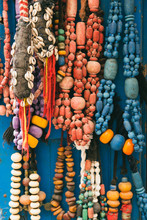 Close Up Of Moroccan Necklaces...