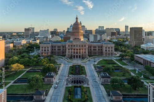 Keuken foto achterwand Texas Texas State Capitol Austin, Texas
