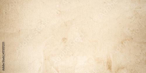Fotografie, Obraz  Old dirty paper background