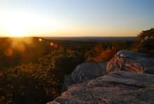 Sunset Upstate New York