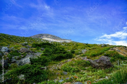 Keuken foto achterwand Nieuw Zeeland 茶臼岳