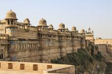 Gwalior Fort In Madhya Pradesh...