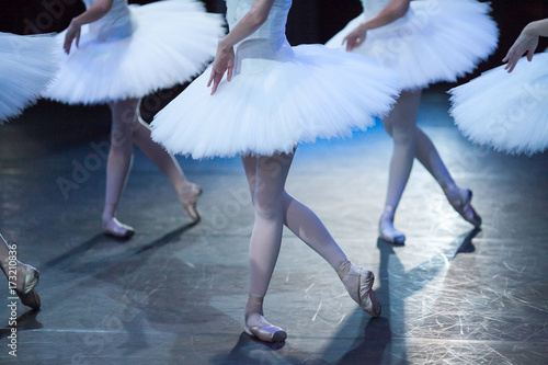 Slika na platnu performance, choreography, dancing concept