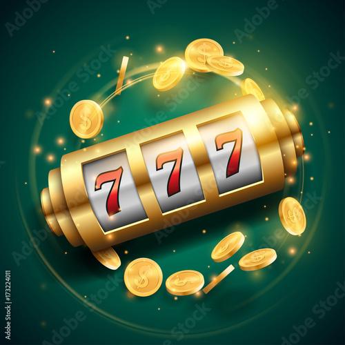 фотография  casino slot machine