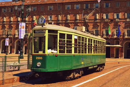 Plakat Pociąg
