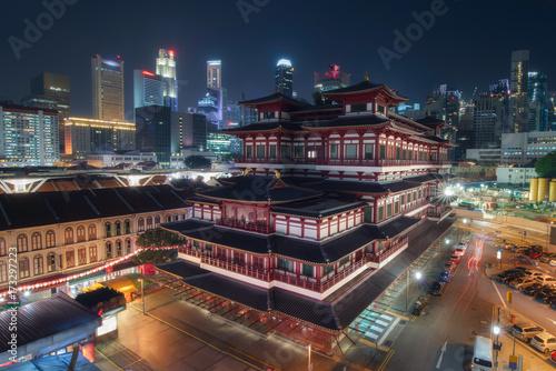 Photo  Chinatown, Singapore