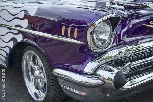 Fotografie, Obraz  Amercan classic cars