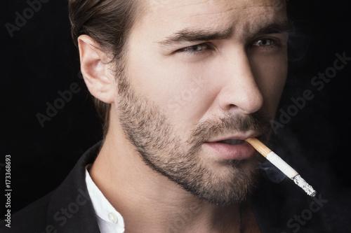 Fotografia  Fumando