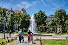 Berlin, Viktoria-Luise-Platz