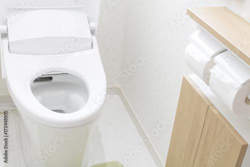 Fotografía  新築のトイレ