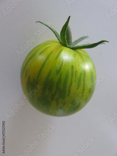 Cadres-photo bureau Zebra tomate verte zébrée