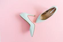 Fashion Blog Look. Pastel Blue...