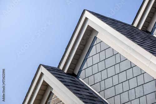 Stampa su Tela House Roof