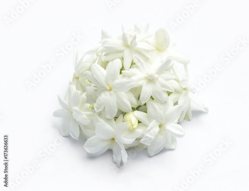 Photographie Jasmine flowers refreshing