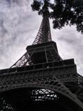 Fototapeta Wieża Eiffla - Wieża Eiffla