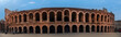Arena in Verona im Morgenlicht