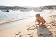 Childhood Summer Travel Beach