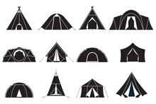 Camping And Hiking Tent Types ...