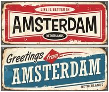 Amsterdam Vintage Signs Collec...