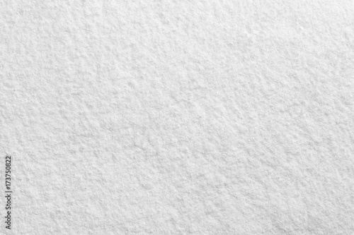 Valokuva Bright white powder closeup macro texture pattern.
