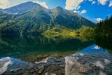 Eye of the Sea (Morskie Oko) lake in Tatra mountains