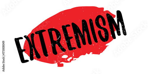 Photo Extremism rubber stamp