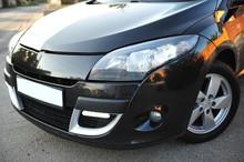 Modern Car, Black Hatchback Ne...