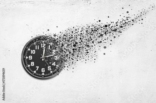 Fotografía  clock