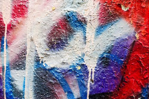 Plakat Artystyczny graffiti abstrakcjonistyczny tło dla twój teksta lub wizerunku