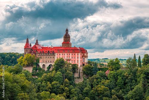 Photo  Zamek Książ w Wałbrzychu