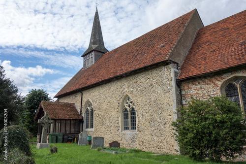 Photo  All Saints church, Cressing, Essex