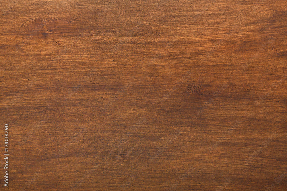 Fototapety, obrazy: Brown wood texture and background.