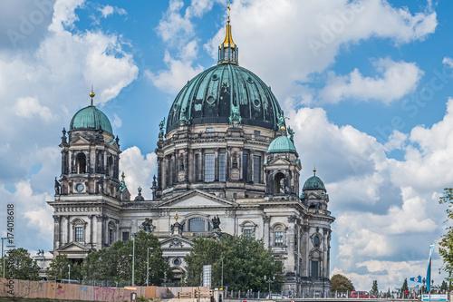 Berlin - Dom плакат