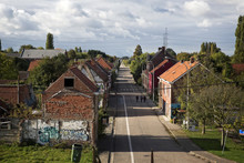 The Ghost Town Doel