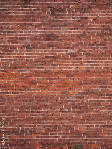 Spoed Fotobehang Baksteen muur Brick wall